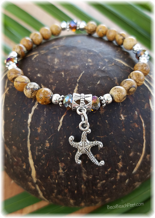 brown hunter various bracelet picture jasper bracelets colors shop available