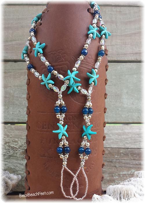 Turquoise Starfish Barefoot Sandals For Weddings Amp Honeymoons
