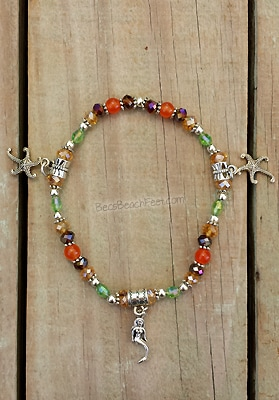 Moon Over Mermaids Anklet